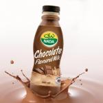 السعرات الحرارية في حليب الشوكولاته