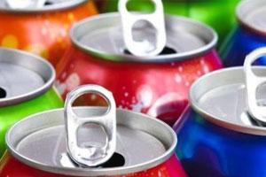السعرات الحرارية في المشروبات الغازية
