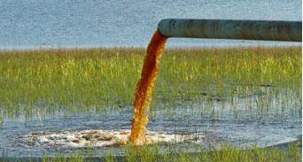 تلوث المياه كيف يحصل وأين؟