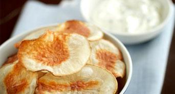 هل رقائق البطاطس المخبوزة صحية؟