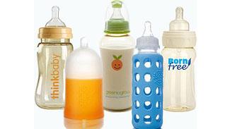 أساسيات اختيار زجاجة حليب الطفل