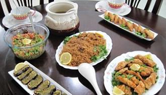 سفرة رمضان اللبنانية مذاقات وفوائد تمتد حتى السحور
