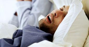 الشخير و مشاكل النوم هل تشير لوجود مشاكل في القلب