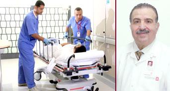 الدكتور بسيم يعقوب جلطة الدماغ ثاني سبب للوفاة والإسعاف الفوري يجنب الإعاقة