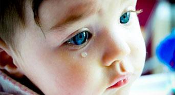 أفكار ملهمة لإيقاف بكاء الطفل الرضيع