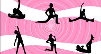 افضل التمارين الرياضية لانقاص الوزن وشد الجلد