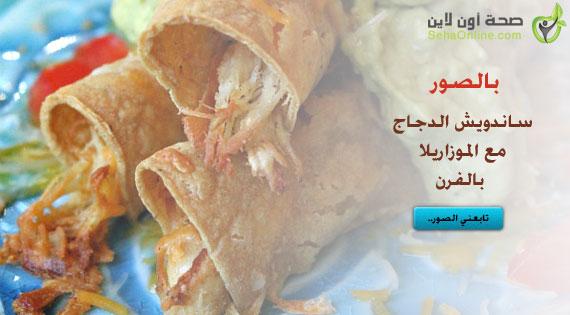 اكلات سريعة بالصور ساندويتش الدجاج بالفرن