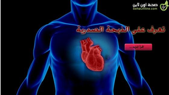 كل شيء عن اعراض الذبحة الصدرية وعلاجها