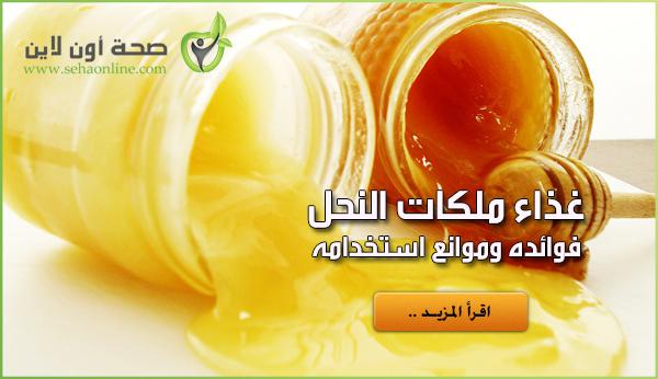 غذاء ملكات النحل … فوائده وموانع استخدامه