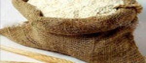 دقيق حبوب القمح الكاملة