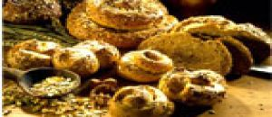 خبز الحبوب المخلوطة