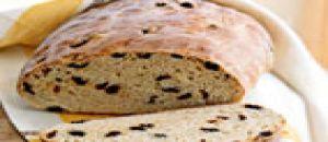 خبز الزبيب