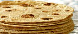 خبز تورتيلا بالذرة (متوسطة)