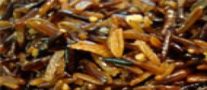 السعرات الحرارية في الأرز البري المطبوخ