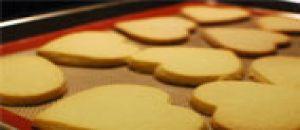 كوكيز السكر المنزلية الصنع