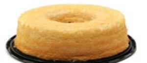 الكيك المنزلي الدائري قطر 25 سم