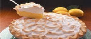 مرنغ الليمون التجاري- متوسطة