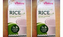 مشروب الأرز بنكهة أو بدون