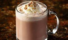 شوكولاته ساخنة بالكاكاو + 2% حليب