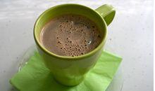 شوكولاته ساخنة (بودرة + 2% حليب)