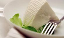 السعرات الحرارية في الجبن الطازج