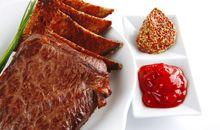 لحم بقري مشوي قليل الدهون