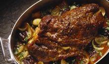 لحم فقمة مشوي