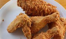 بروستد دجاج مقلي
