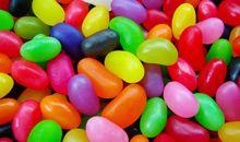 حلوى مغلفة بالسكر