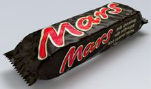 شوكولاته مارس كراميل بالشوكولاته