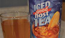السعرات الحرارية في الشاي المثلج بنكهة الليمون