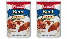 السعرات الحرارية في مرق مكعبات اللحم البقري ماجي أو غيرها