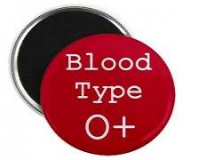 فصيلة الدم O تحمي من النوبات القلبية