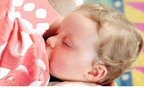 دراسة: الرضاعة الطبيعية تقلل التأثيرات السلبية لسرطان الأطفال
