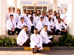 العلاج الطبيعي بمستشفى العين يفوز بجائزة الصحة العربية
