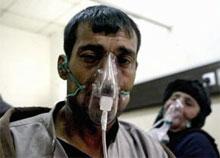 سحابة من الكلور السام تتسبب بتسمم مئات العراقيين