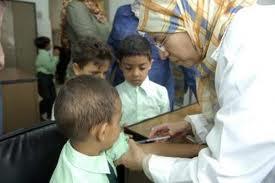 انطلاق حملة التطعيم ضد شلل الأطفال في مصر