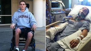 قبل ساعات من التبرع بأعضاء جسمه شاب يعود للحياة من غيبوبة الموت