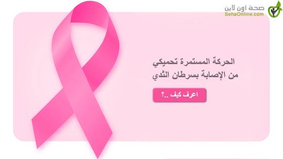 الحركة المستمرة تحميكي من الإصابة بسرطان الثدي