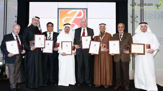 السعودية وقطر تتصدران قائمة الفائزين في معرض الصحة العربي